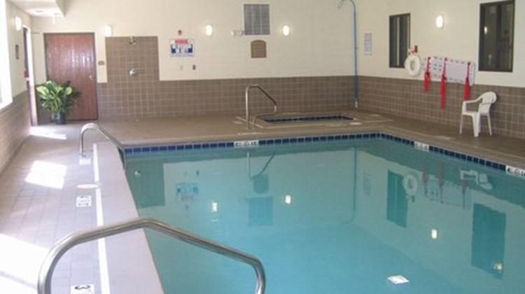 Holiday Inn Express & Suites Dubois Pool