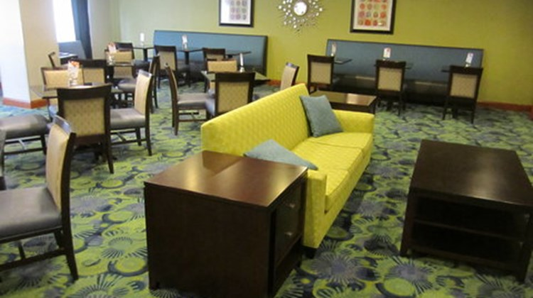 Holiday Inn Express & Suites Dubois Restaurant