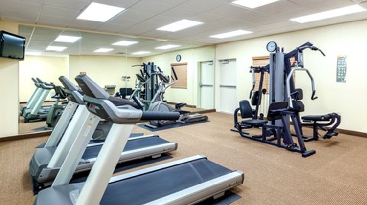 Candlewood Suites Georgetown Health Club