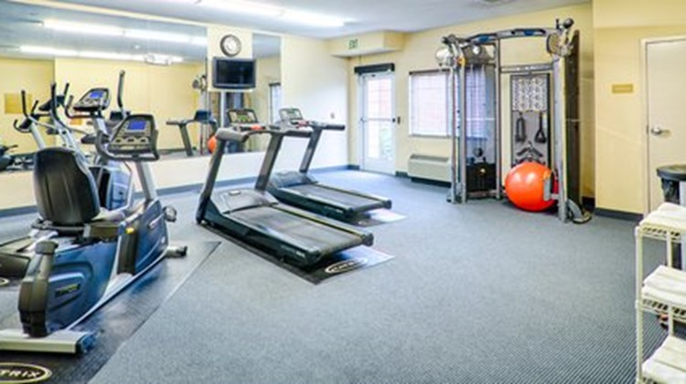 Candlewood Suites Wake Forest Health Club