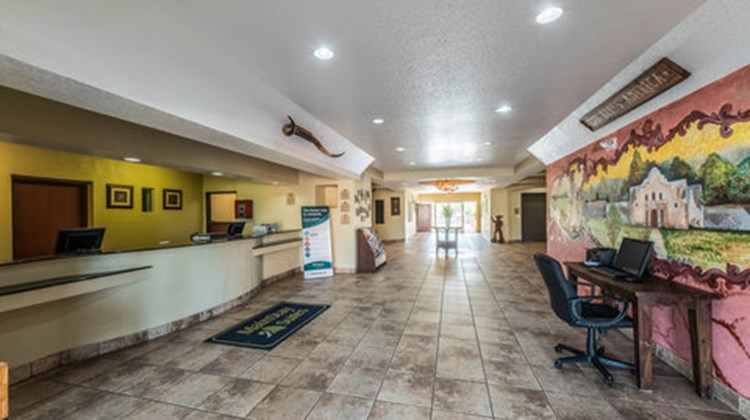 MainStay Suites Lobby
