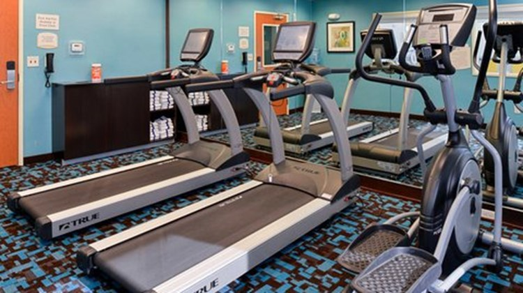 Fairfield Inn & Suites Bloomington Health Club