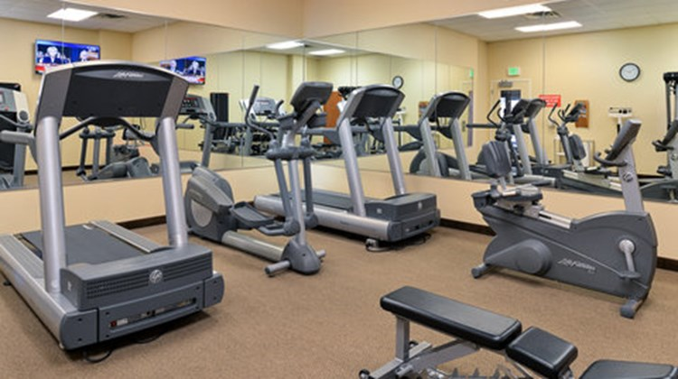 Candlewood Suites Terre Haute Health Club