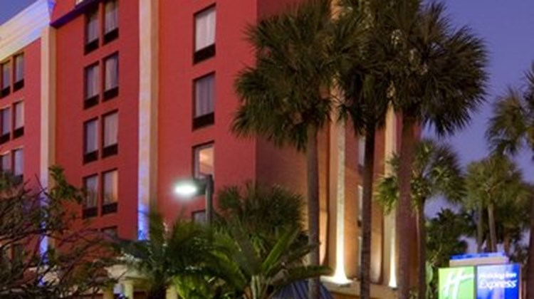 Holiday Inn Express Miami Intl Airport Exterior