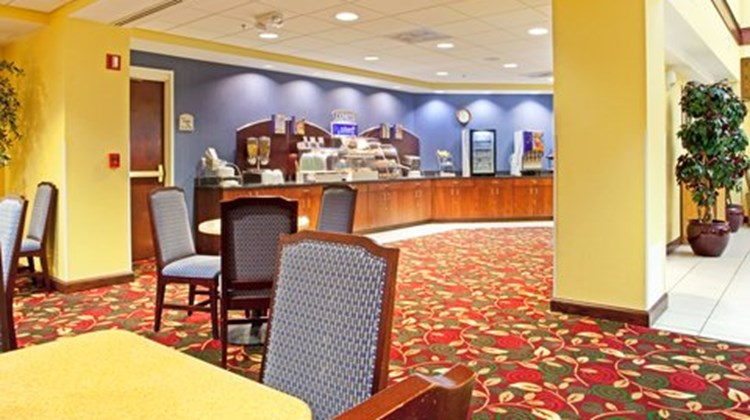 Holiday Inn Express Richmond Airport Restaurant