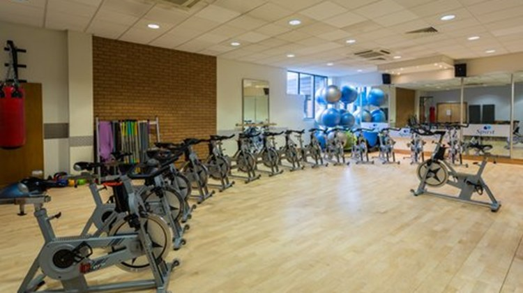 Holiday Inn Cambridge Health Club