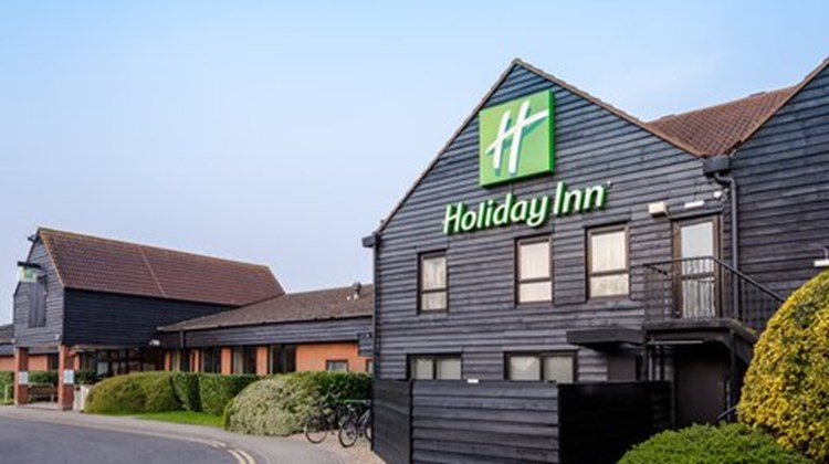 Holiday Inn Cambridge Exterior