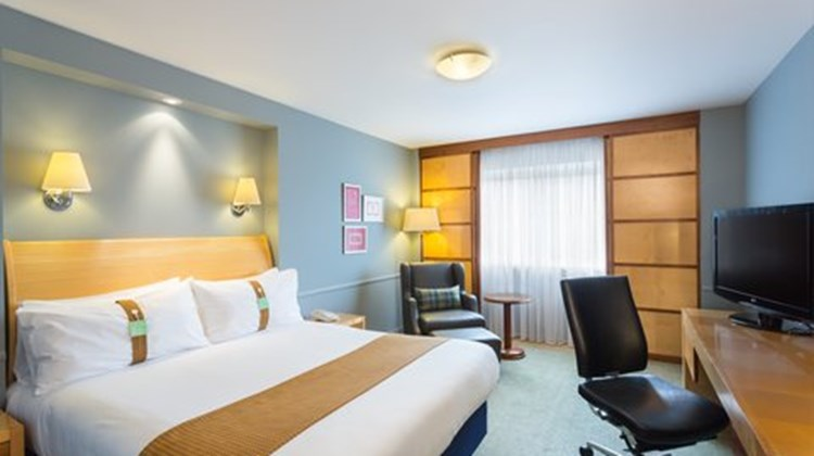 Holiday Inn Cambridge Room