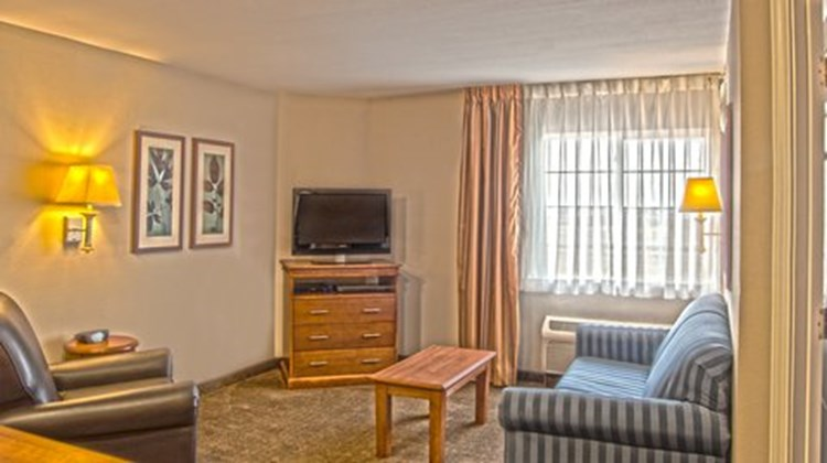 Candlewood Suites Indianapolis South Room