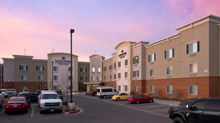 Candlewood Suites Greeley Exterior