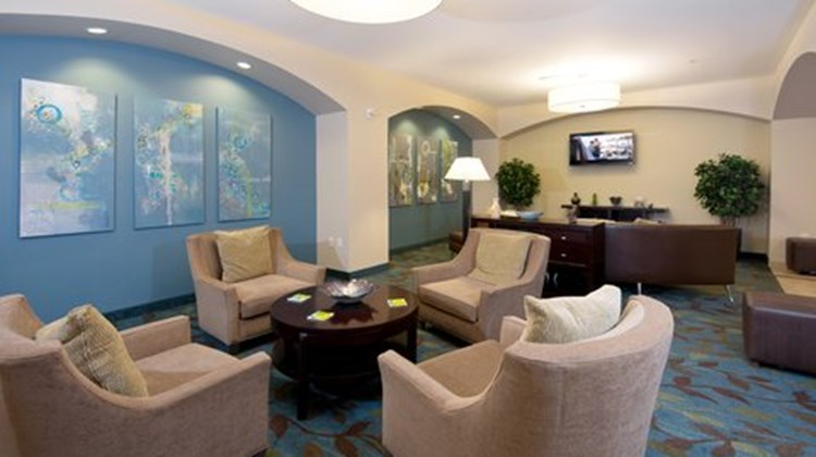 Candlewood Suites Greeley Lobby