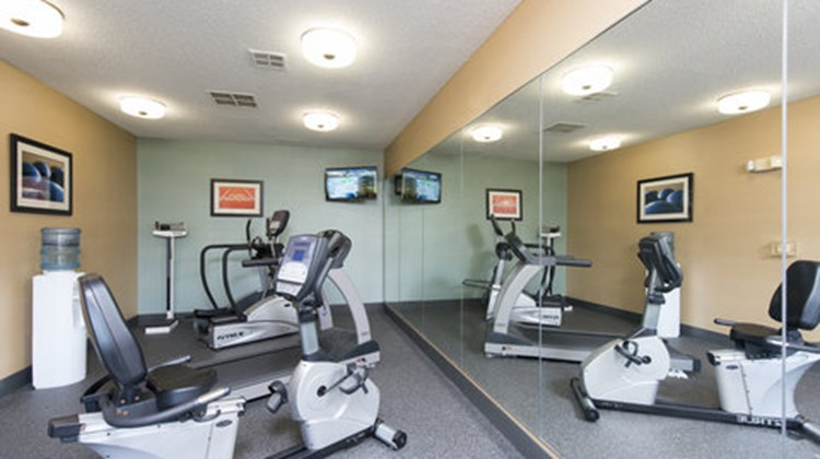 Holiday Inn Express Gas City Health Club
