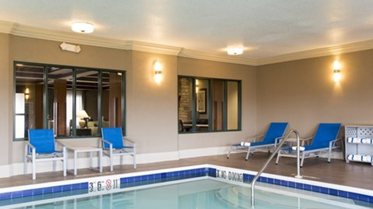 Holiday Inn Express Gas City Pool