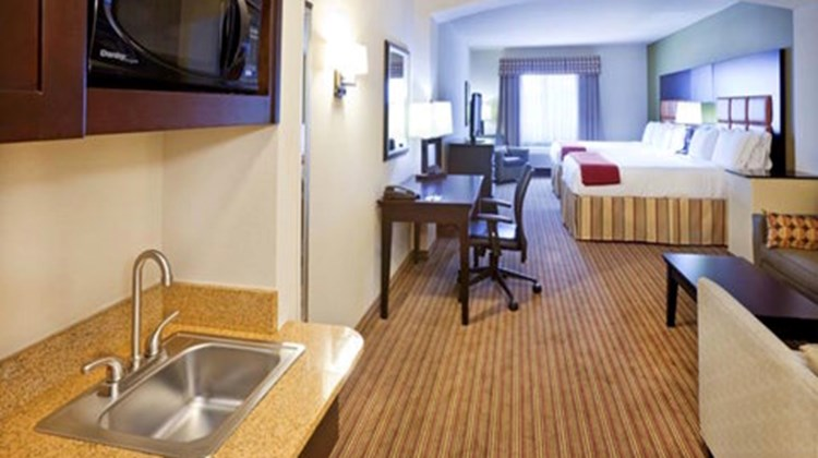 Holiday Inn Express Hotel Dallas West Suite