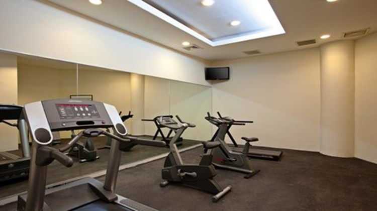 Holiday Inn Tijuana Zona Rio Health Club