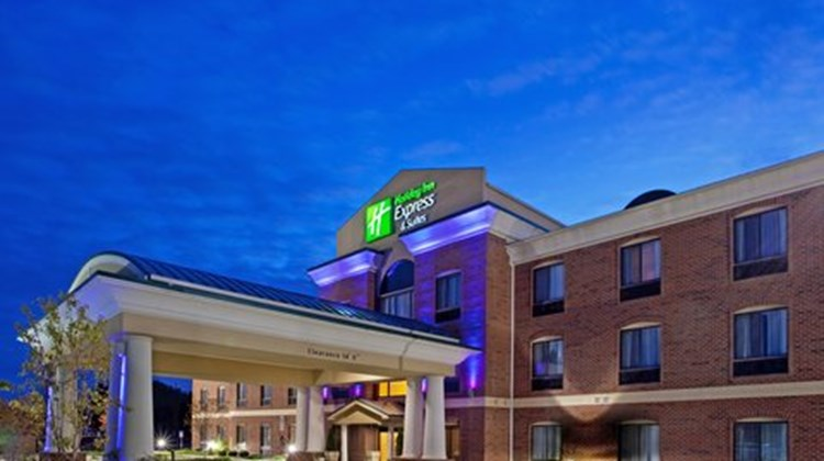 Holiday Inn Express Chesterfield Exterior