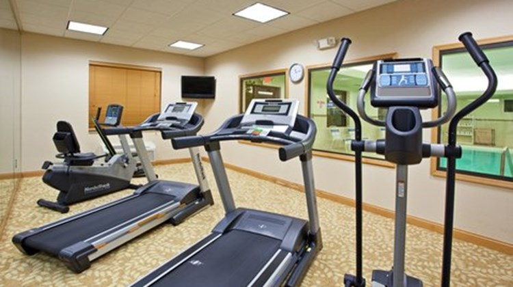 Holiday Inn Express Chesterfield Health Club