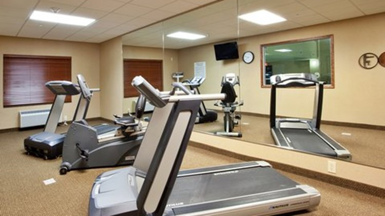 Holiday Inn Express Lewisburg Health Club