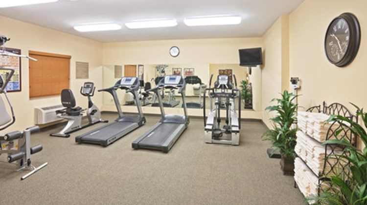 Candlewood Suites McAlester Southeast Health Club