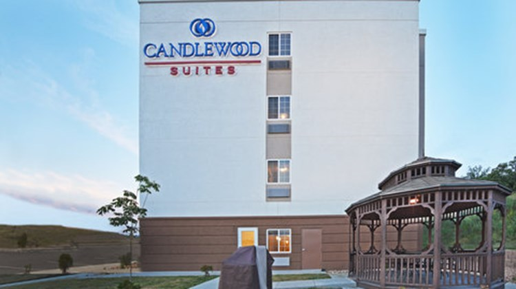Candlewood Suites McAlester Southeast Exterior