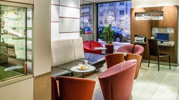 Mercure Schwabing Munich Recreation