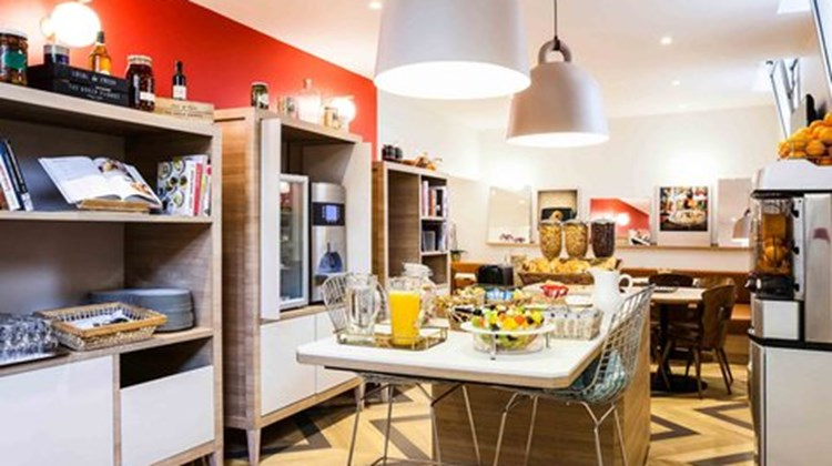 Ibis Styles Paris Nation Porte Montreuil Restaurant