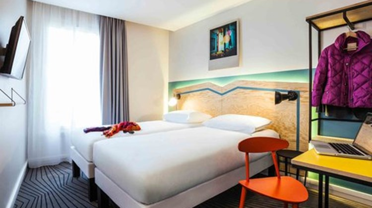 Ibis Styles Paris Nation Porte Montreuil Room