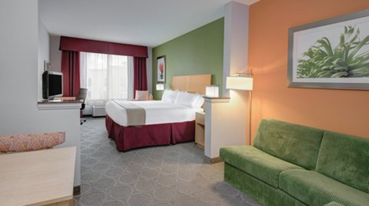 Holiday Inn Express & Suites Clute - Lak Suite