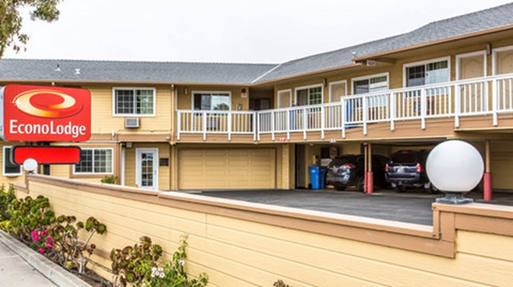 Econo Lodge Morro Bay Exterior