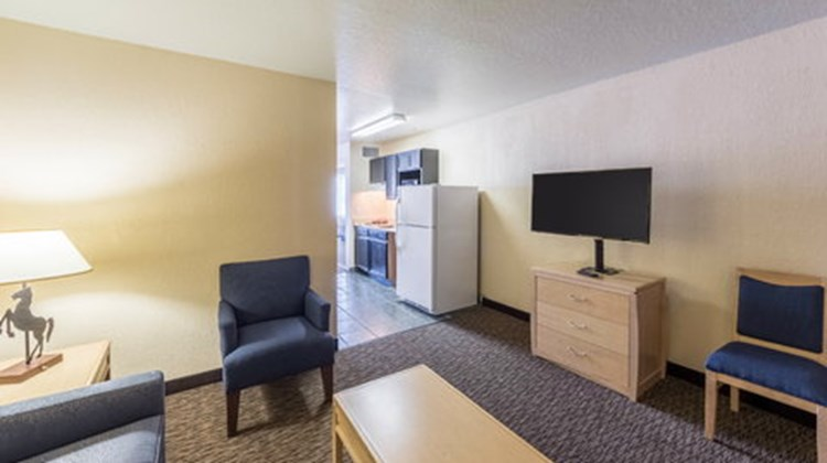 MainStay Suites Room