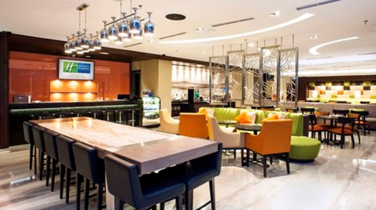Holiday Inn Express Surabaya CenterPlaza Restaurant