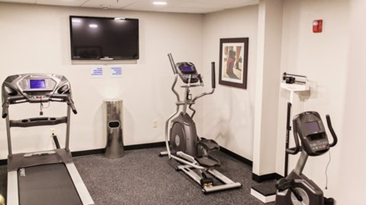 Holiday Inn & Suites, Sweetwater Health Club