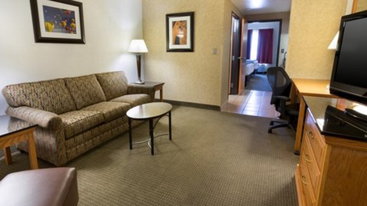 Drury Inn & Suites Albuquerque North Suite