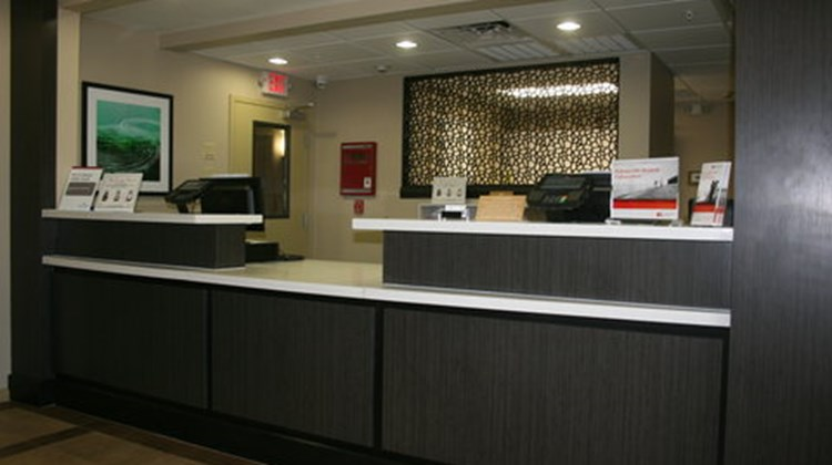 Candlewood Suites College Station Lobby