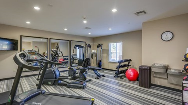 Candlewood Suites College Station Health Club