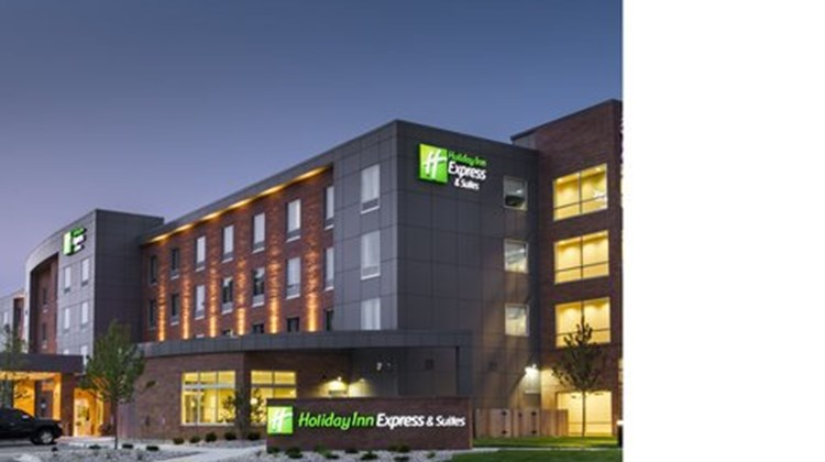 Holiday Inn Exp Stes Central Exterior