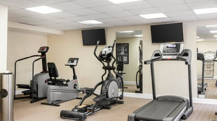 Clarion Hotel & Conference Center Health Club