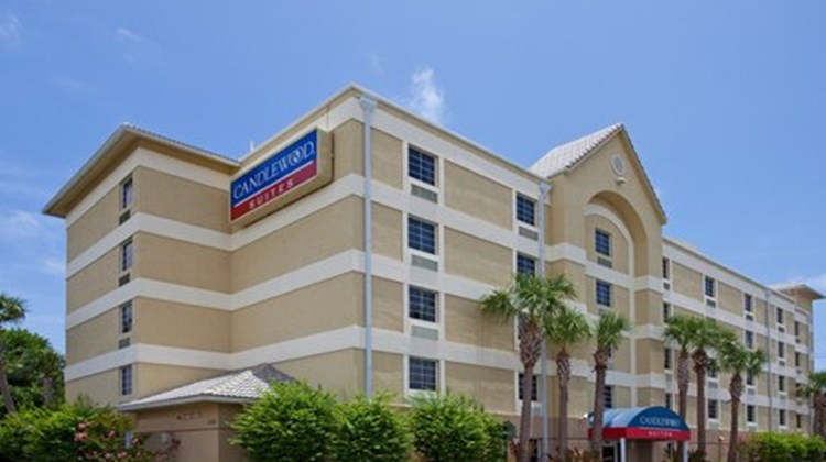 Candlewood Suites Fort Lauderdale Exterior