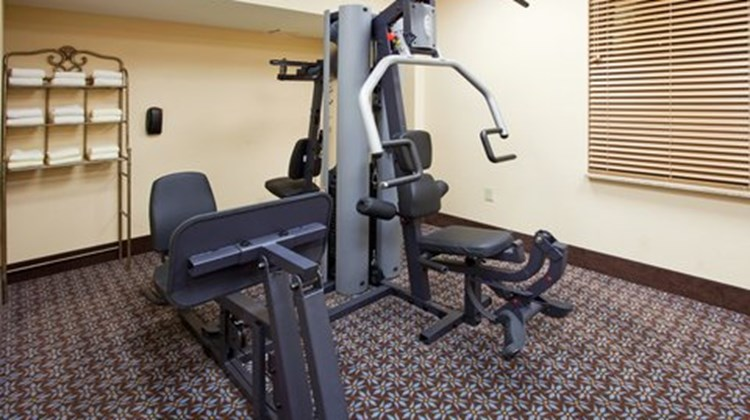 Candlewood Suites Fort Lauderdale Health Club