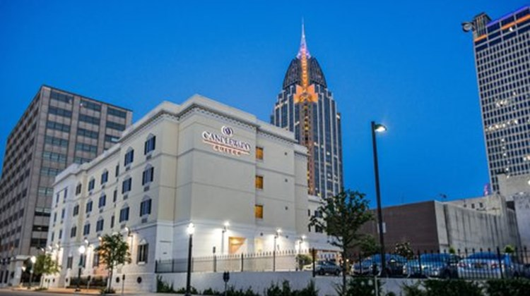 Candlewood Suites Mobile Downtown Exterior