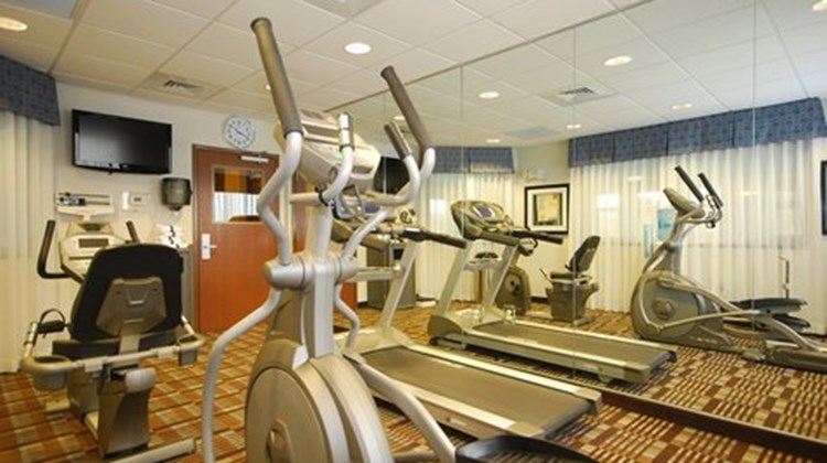 Holiday Inn Express Kittanning Health Club