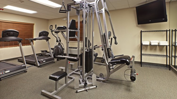 Candlewood Suites Fort Smith Health Club