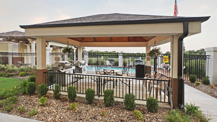 Candlewood Suites Fort Smith Recreation