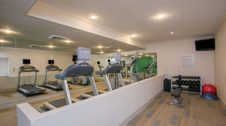 Holiday Inn Express El Paso-Central Health Club