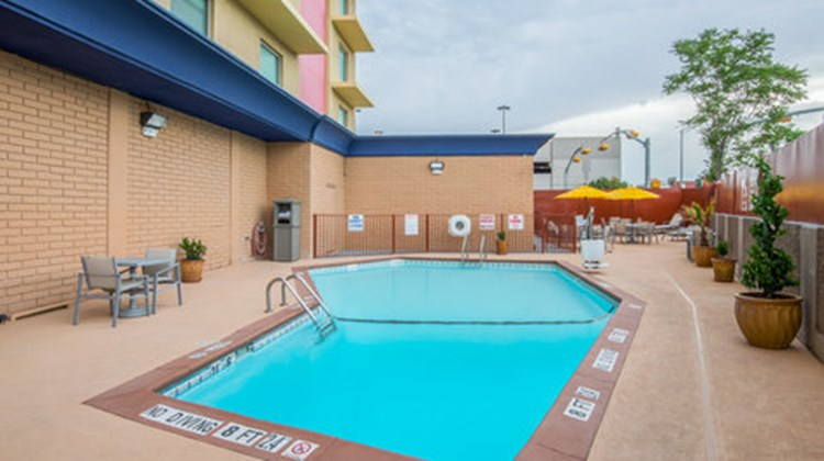 Holiday Inn Express El Paso-Central Pool
