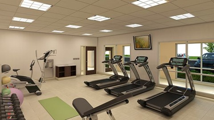 Holiday Inn Express & Suites Salem Health Club