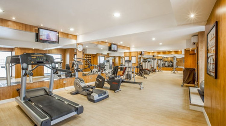 Golden Sands Hotel Apartments Health Club