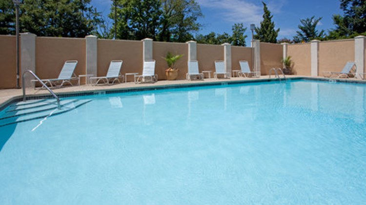 Holiday Inn Express DC East- Andrews AFB Pool