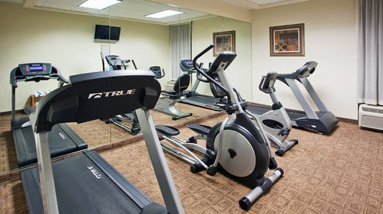 Holiday Inn Express DC East- Andrews AFB Health Club