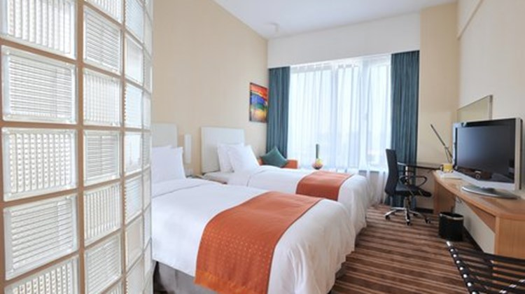 Holiday Inn Express Changshu Room